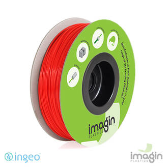 PLA 1.75mm RED  1KG