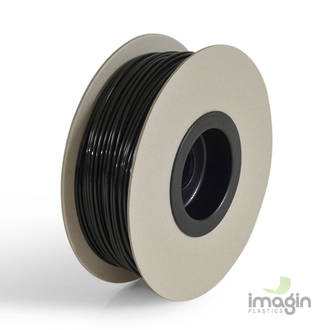 PLA 3mm BLACK 1KG