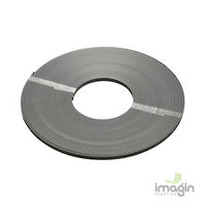 PVC 8mm STRIP GREY