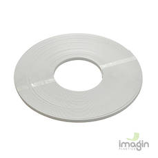 PVC 8mm STRIP WHITE