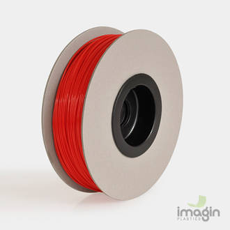 ABS 1.75mm RED  1KG